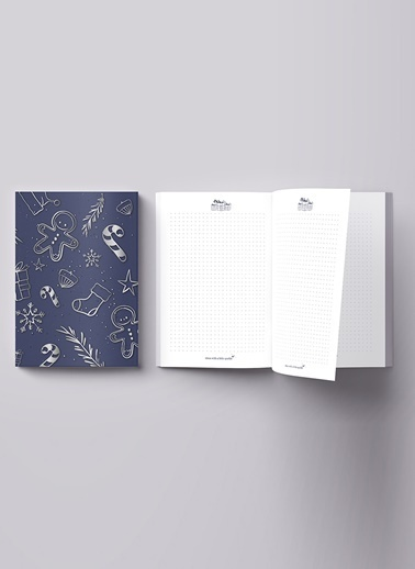 LWP Shop Lapland Serie Notebook Mavi